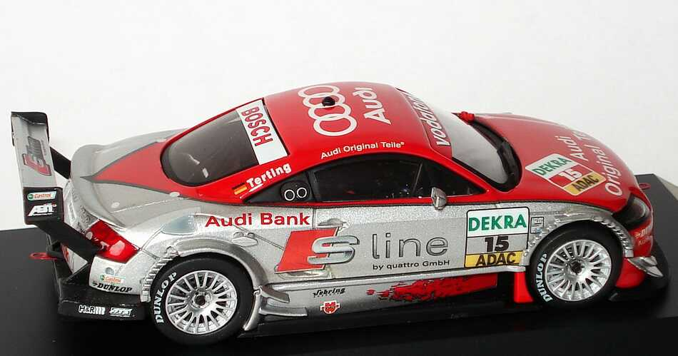 Foto 1:43 Audi TT-R DTM 2003 S Line, Abt Nr.15, Peter Terting Schuco 04899