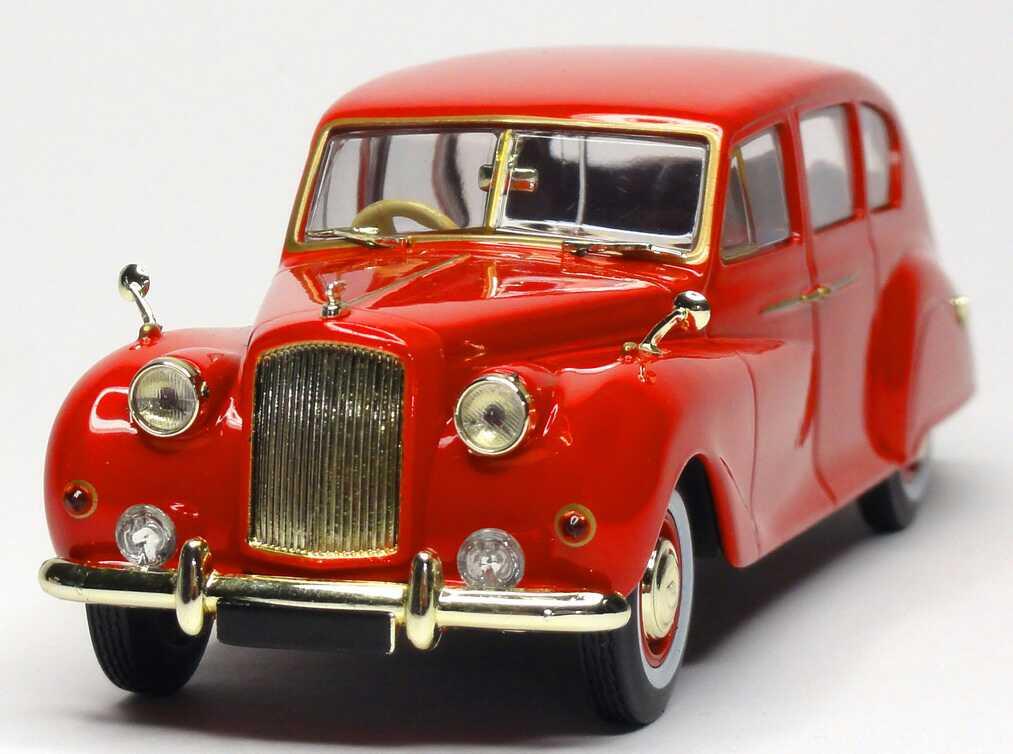 Foto 1:43 Austin A135 Princess Scarlett rot/gold Oxford AP002