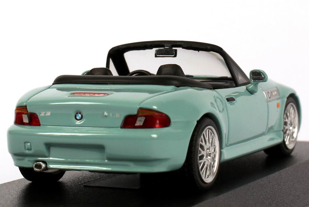 Bmw Z3 Facelift T 252 Rkis Gr 252 N Minichamps 430028236 In Der