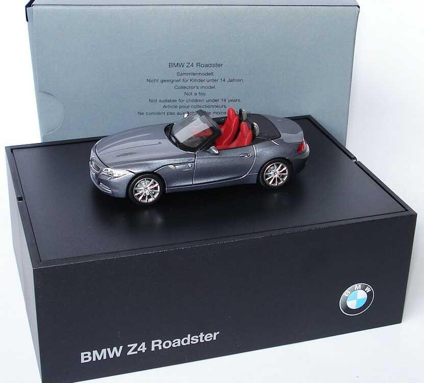 Bmw Z4 Sdrive35i: BMW Z4 SDrive35i (E89) Spacegrau-met. Werbemodell