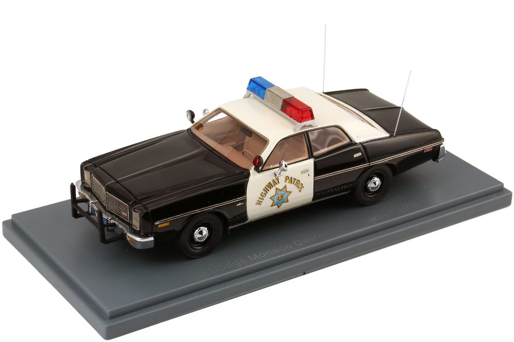 Foto 1:43 Dodge Monaco (1978) California Highway Patrol NEO Scale Models 43511