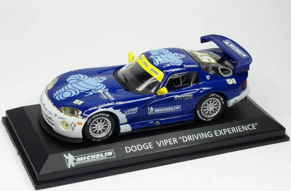 Foto 1:43 Dodge Viper GTS-R Michelin Driving-Experience Nr.51 Ixo