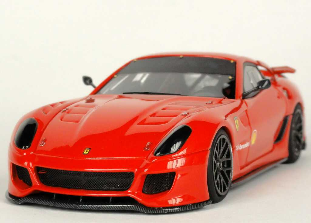 Ferrari 599XX rot Nurburgring Record Lap Time ...