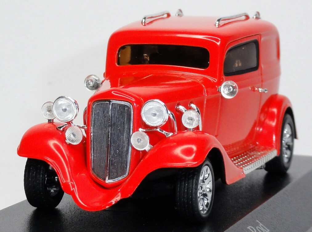 1 43 ford model b american hot rod rot red minichamps. Black Bedroom Furniture Sets. Home Design Ideas
