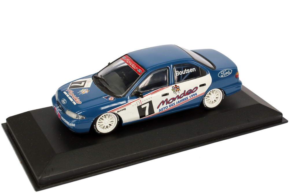 Foto 1:43 Ford Mondeo Stufenheck ADAC TW-Cup 1994 Eggenberger Motorsport Nr.7, Boutsen Minichamps 430948007