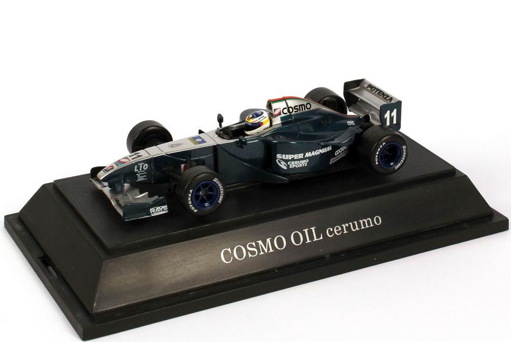 Foto 1:43 Formula Nippon (Reynard 2KL) Team Cosmo Oil / Cerumo Nr.11, Yuji Tachikawa Ebbro 43117