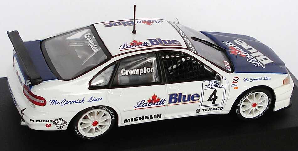 Foto 1:43 Honda Accord NATCC 1997 Tasman Team, Labatt Blue Nr.4, Neil Crompton Onyx XT044