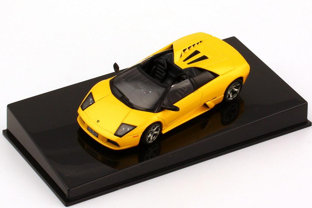 Foto 1:43 Lamborghini Murcielago Barchetta Concept 2002 gelb-met. AUTOart 54551