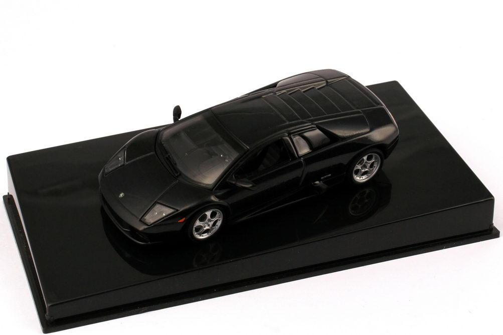 Foto 1:43 Lamborghini Murcielago schwarz-met. AUTOart 54513