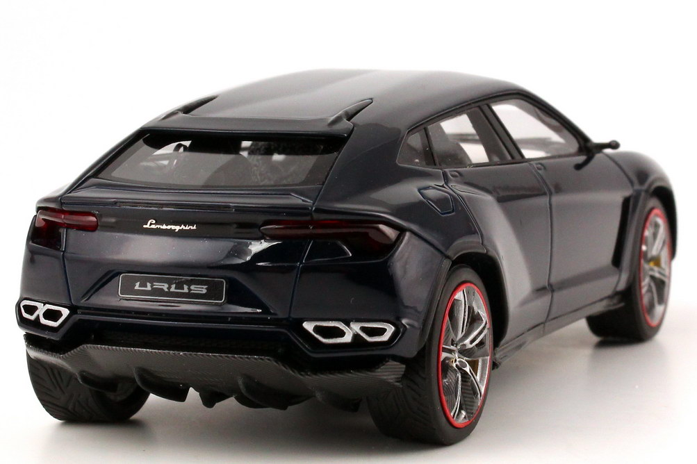 1 43 lamborghini urus bleu 1 de 99 looksmart ls399h 2012 ebay. Black Bedroom Furniture Sets. Home Design Ideas