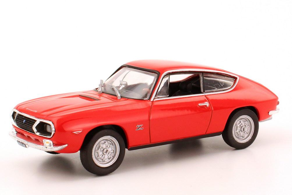 Foto 1:43 Lancia Fulvia Sport 1.3 S (1968) orange-rot Starline 560221