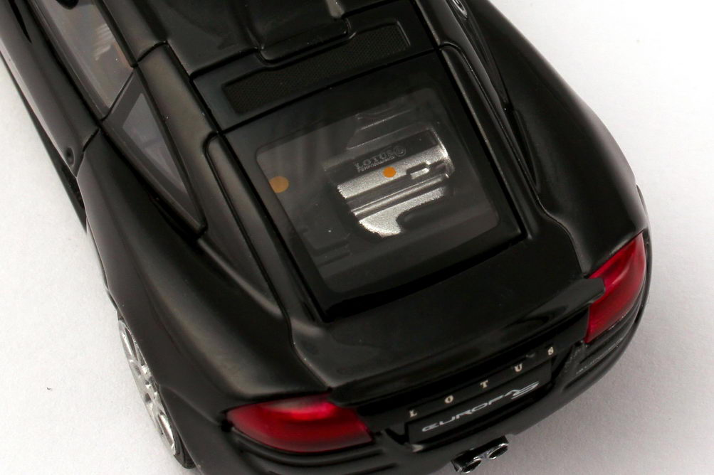 Foto 1:43 Lotus Europa S schwarz AUTOart 55357