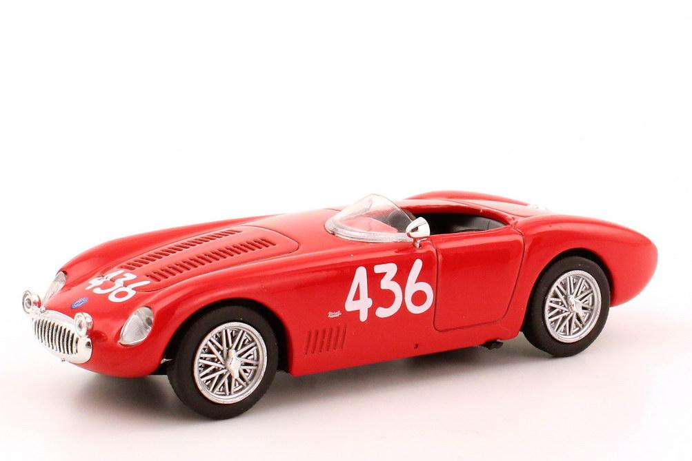 Foto 1:43 OSCA MT4 1500 Mille-Miglia 1956 Nr.436, Gigi Villoresi Starline 540315