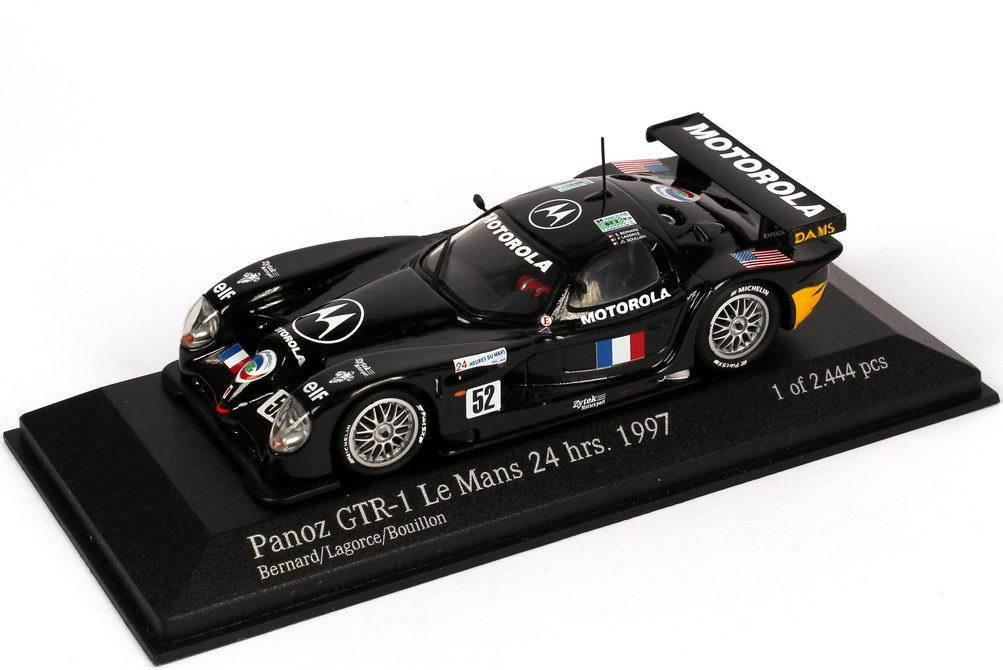 Foto 1:43 Panoz Esperante GTR-1 24h von Le Mans 1997 DAMS, Motorola Nr.52, Bernard / Lagorce / Boillon Action Performance AC4978952