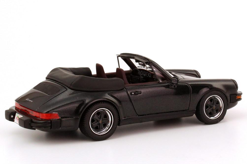 porsche 911 carrera cabrio us version schwarz met neo. Black Bedroom Furniture Sets. Home Design Ideas