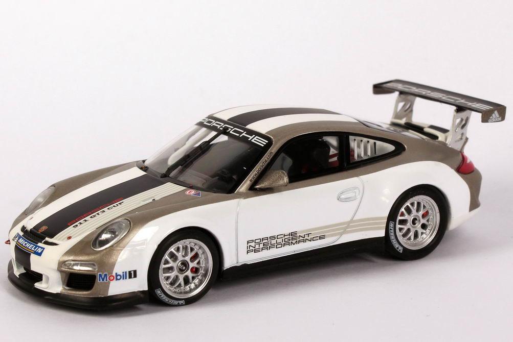 Foto 1:43 Porsche 911 GT3 Cup (997) 2011 Porsche Intelligent Performance Werbemodell Minichamps WAP0200150C