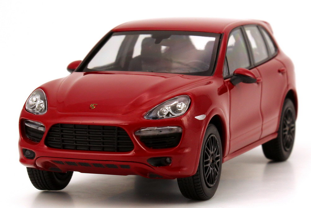 1 43 porsche cayenne gts 2012 rot red dealer edition. Black Bedroom Furniture Sets. Home Design Ideas