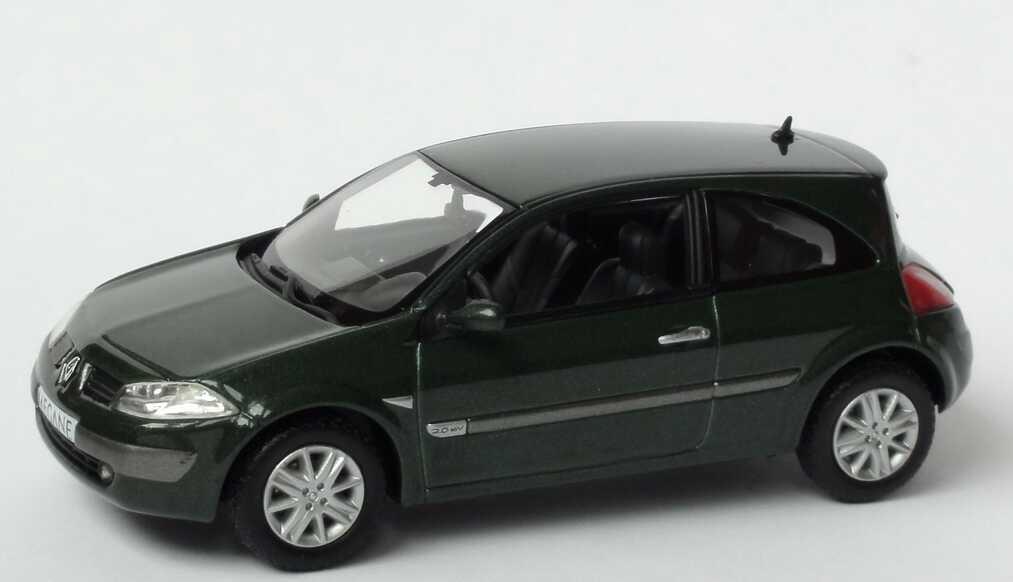 Foto 1:43 Renault Megane II Coupé Sport Dynamique 2.0 16v grün-met. Norev 517604