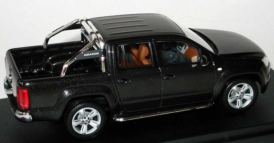 M And M Auto >> VW Amarok Pick Up deepblack-met. Werbemodell Minichamps 2H7099300C9X in der 1zu87.com Modellauto ...