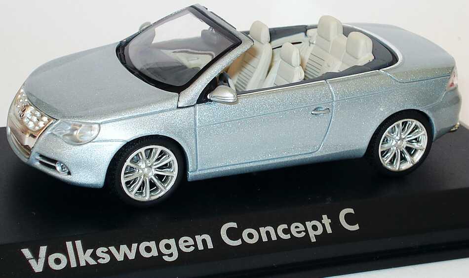 Foto 1:43 VW Concept C silber-met. Norev 840100