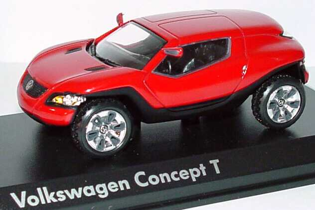 Foto 1:43 VW Concept T rot Norev 840102