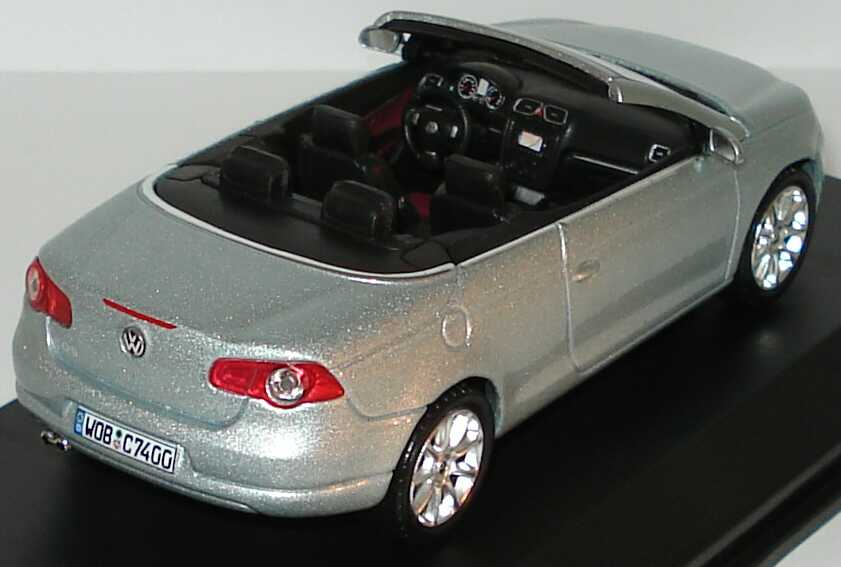 1 43 vw eos silveressence silber silver iaa 2005. Black Bedroom Furniture Sets. Home Design Ideas