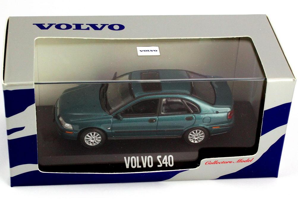 Volvo S40 (Typ V) lagunen-grün-met  Werbemodell Minichamps