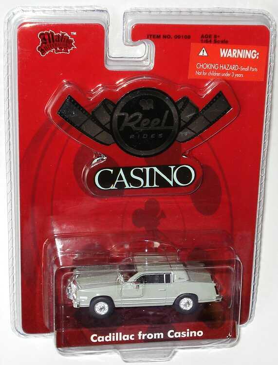 Foto 1:64 Chevrolet Eldorado (1981) grau (Reel Rides, Movie: Casino (Sam Ace Rothensteins Car)) Malibu International 09108
