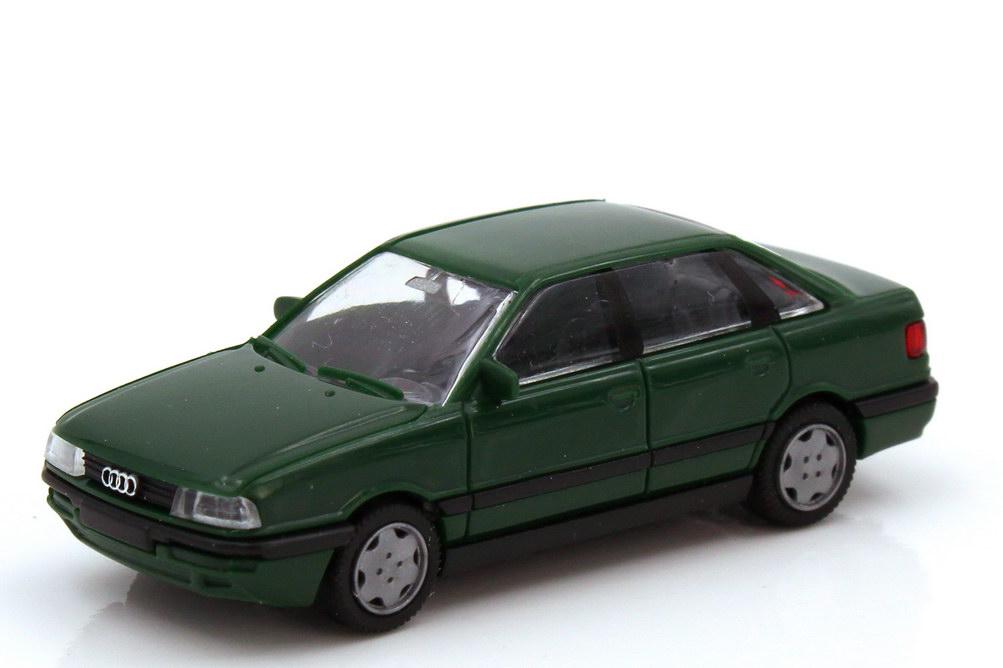 Foto 1:87 Audi 90 B3 dunkelgrün - Rietze 10330