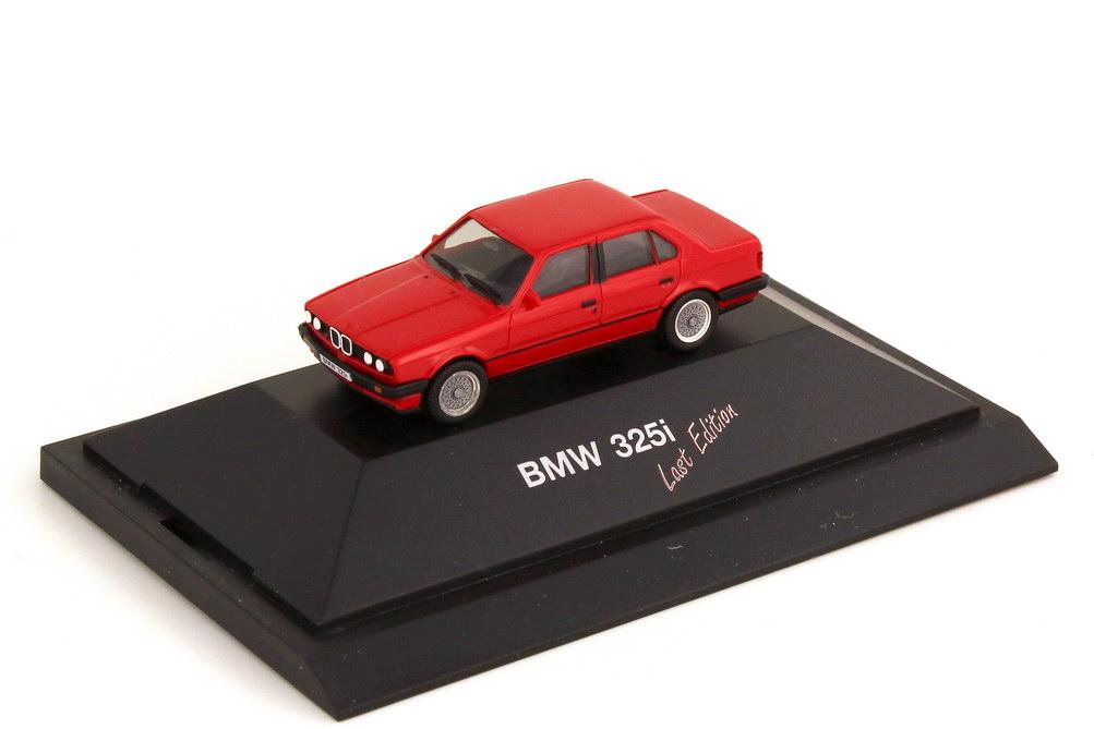 H0 1:87 Herpa 012225-005 MiniKit rot BMW 3er E30 Cabrio