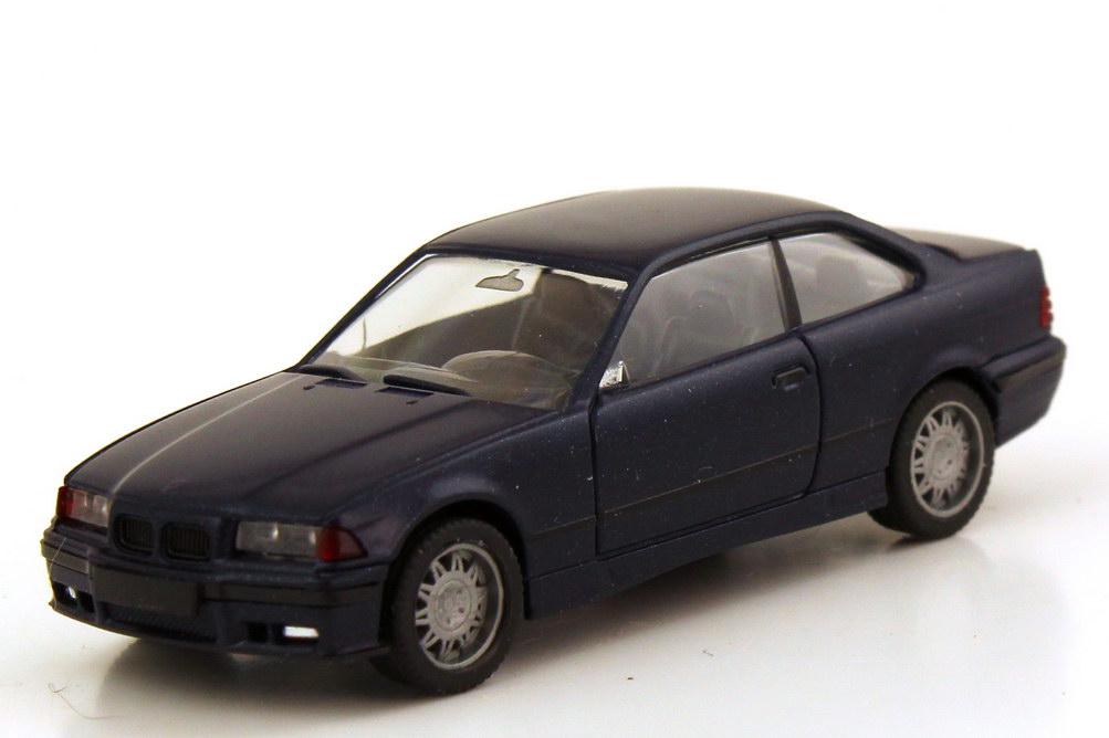 Foto 1:87 BMW M3 Coupé E36 mauritiusblau-met. - herpa 031172