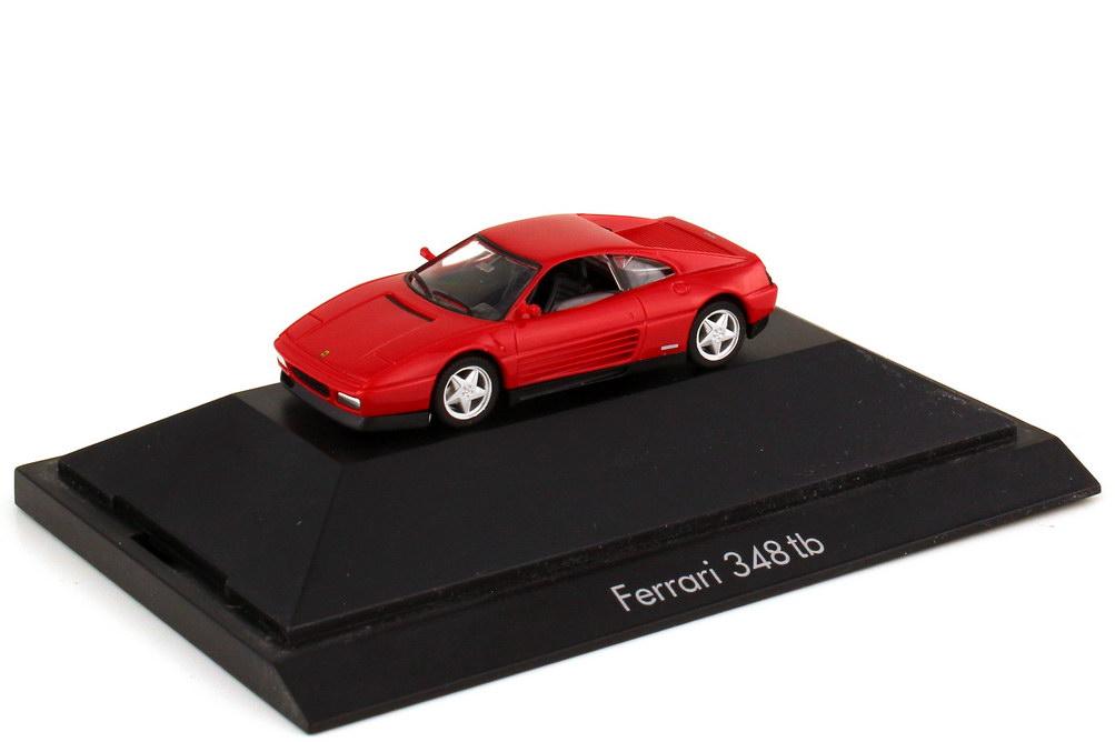 Foto 1:87 Ferrari 348tb rot - Private Collection - herpa 100267
