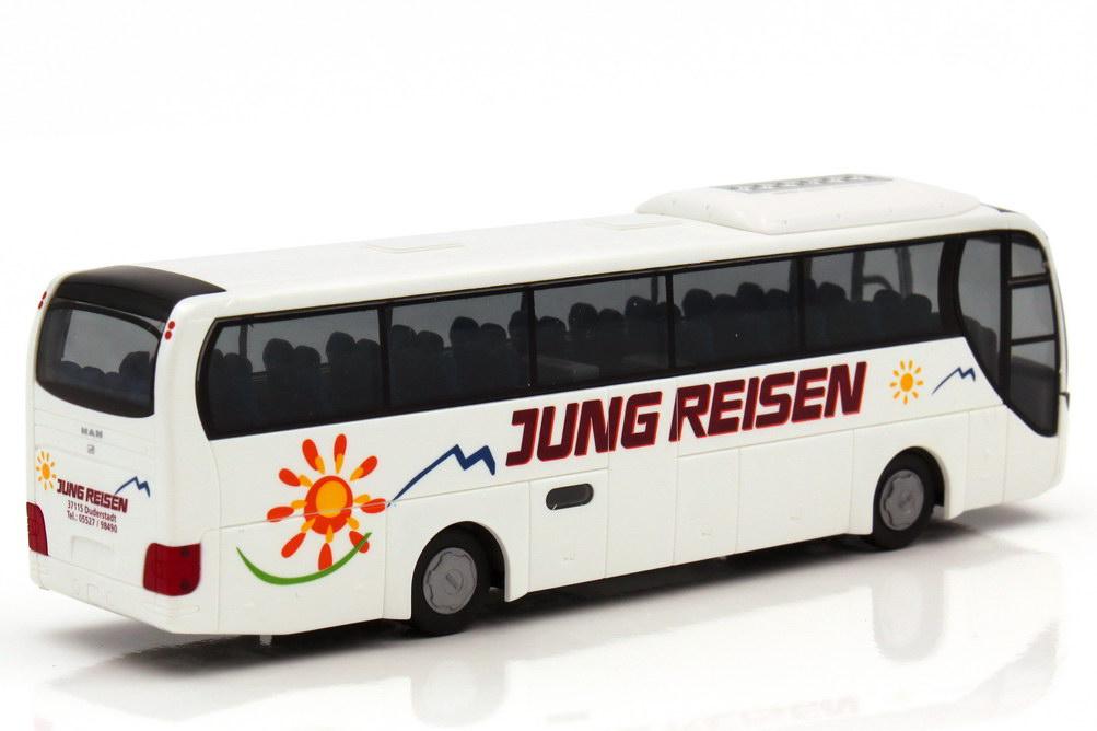 Foto 1:87 MAN Lions Coach R07 Jung Reisen Duderstadt - Rietze