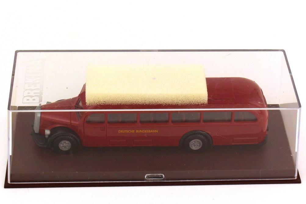Foto 1:87 Mercedes-Benz O 5000 Omnibus Deutsche Bundesbahn - Brekina 5020
