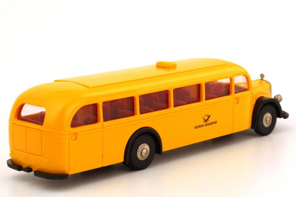 Foto 1:87 Mercedes-Benz O 5000 Postbus Deutsche Bundespost - Brekina 5021
