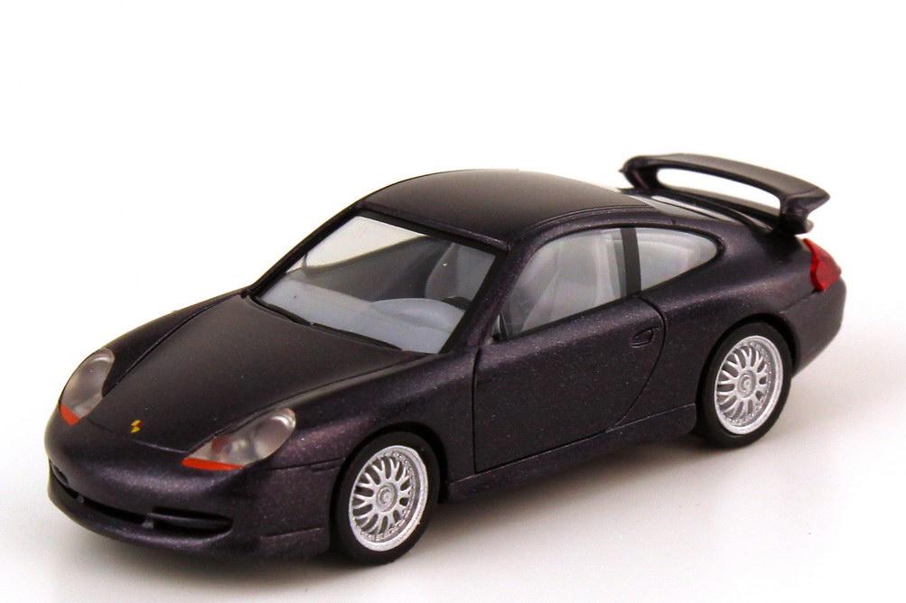 Foto 1:87 Porsche 911 GT3 996 violett-met. - herpa 101158
