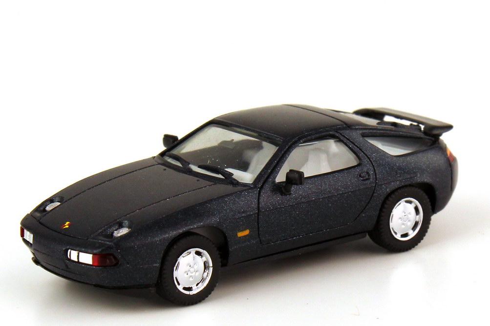 Foto 1:87 Porsche 928 S4 dunkelblau-met. - Private Collection - herpa 100144 31071