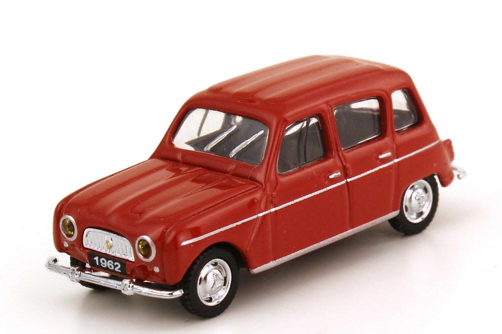 Foto 1:87 Renault 4 1962 braun - Norev