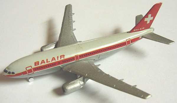Foto 1:600 Airbus A 310 Balair Schabak