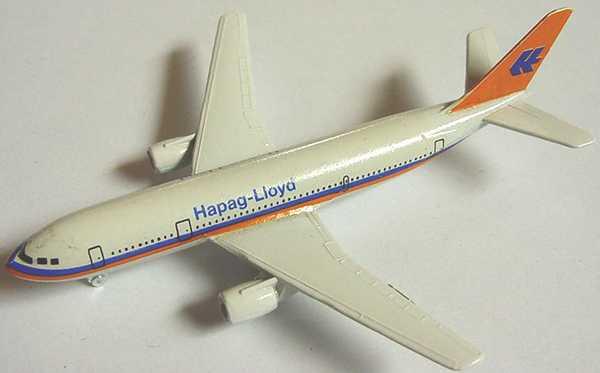 Foto 1:600 Airbus A 310 Hapag-Lloyd Schabak
