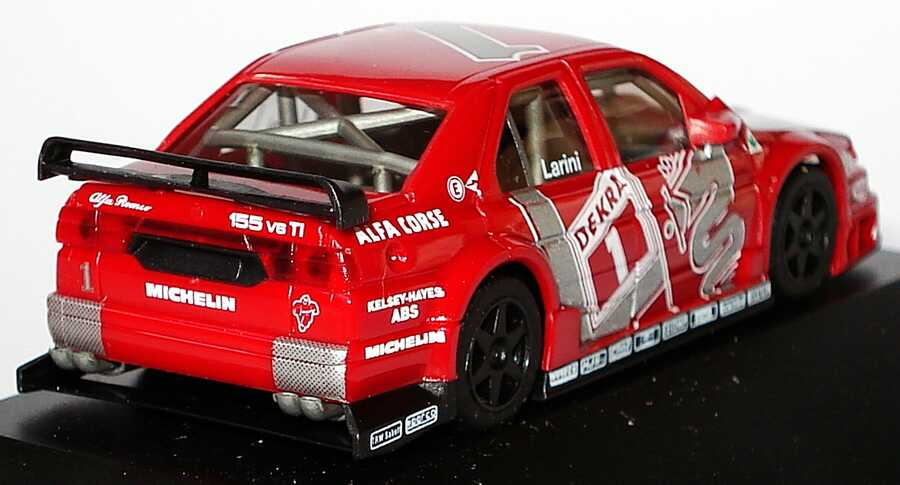 Foto 1:87 Alfa Romeo 155 V6 TI DTM 1994 Alfa Corse Nr.1, Larini herpa 036139
