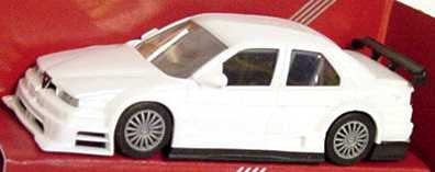 Foto 1:87 Alfa Romeo 155 V6 TI step 2 DTM weiß herpa 021876