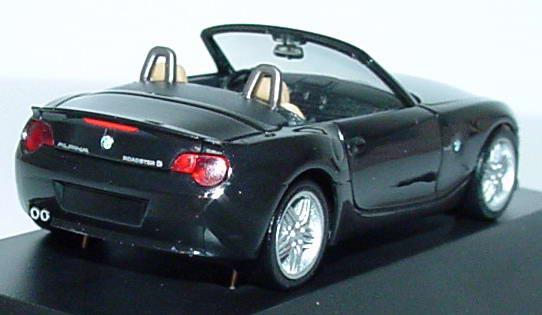 Foto 1:87 Alpina Roadster S schwarz herpa 101684