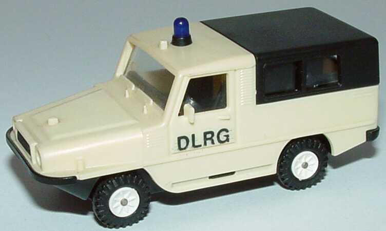 Foto 1:87 Amphi Ranger DLRG Rietze