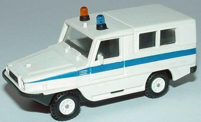 Foto 1:87 Amphi Ranger Wasserschutzpolizei Rietze