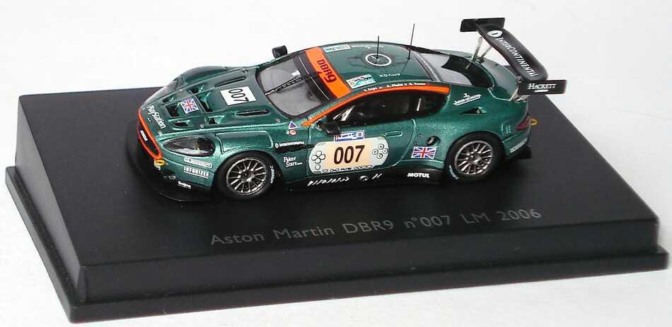 Foto 1:87 Aston Martin DBR9 24h von Le Mans 2006 Nr.007, T.Enge / A.Piccini / D.Turner Spark 87S029