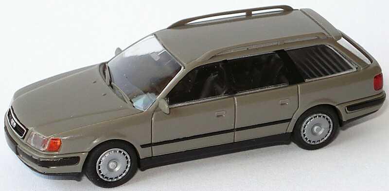 Foto 1:87 Audi 100 Avant (C4) beigegrau Rietze