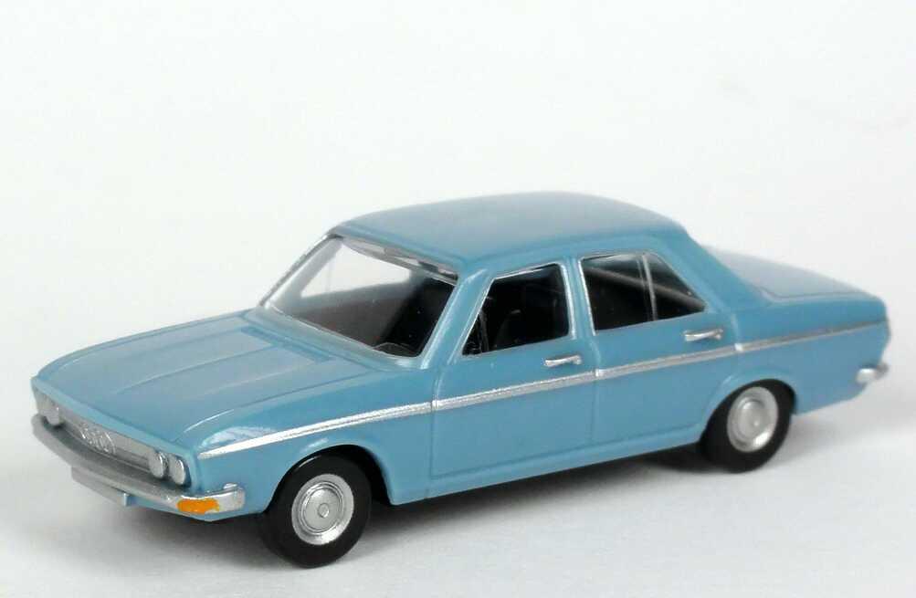 Foto 1:87 Audi 100 (C1) graublau Magic 451567