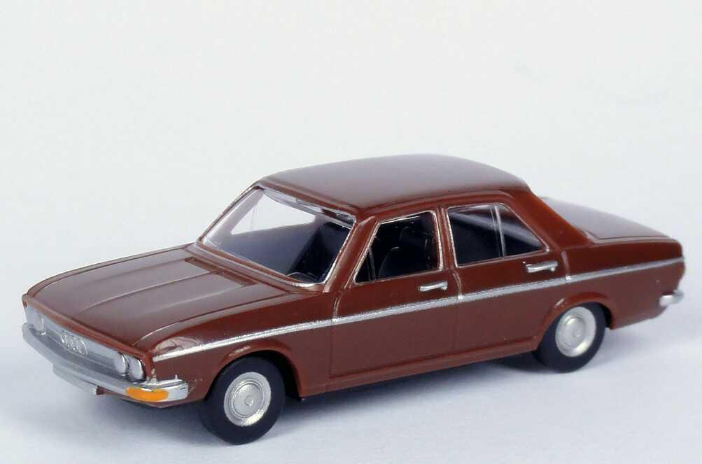 Foto 1:87 Audi 100 (C1) braun Magic 451567