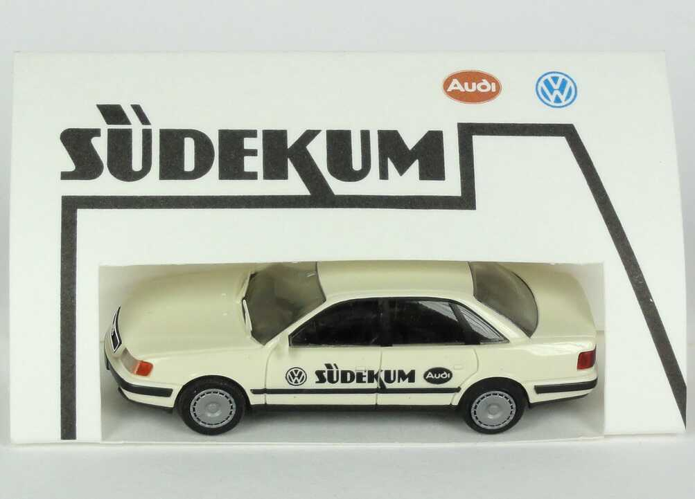 Foto 1:87 Audi 100 (C4) altweiß Südekum Harburg Rietze